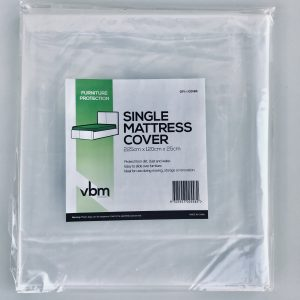 Single Mattress Plastic Cover