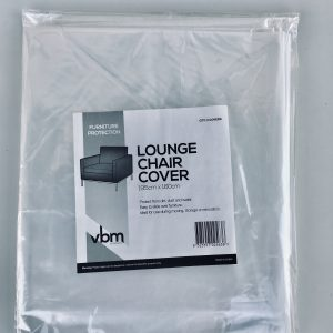 Lounge Chair Plastic Cover
