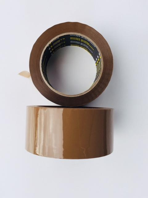Packing Tape - Single Roll 75M X 5CM